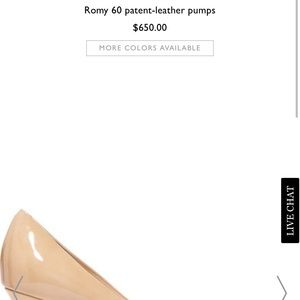 Jimmy Choo Shoes - Jimmy Choo Romy 60 patent-leather pumps